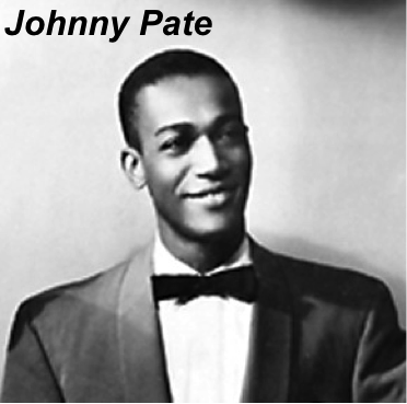 Johnny Pate