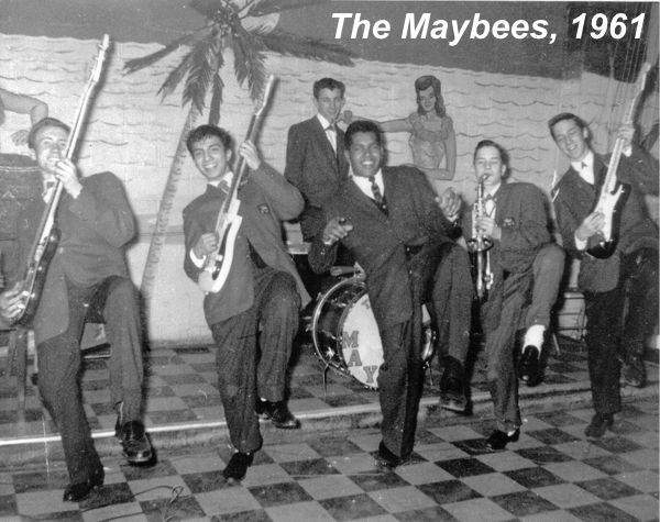 The Maybees 1961