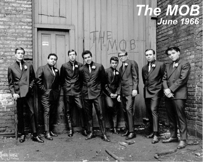 The MOB - June 1966