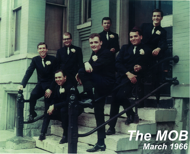 The MOB - March 1966